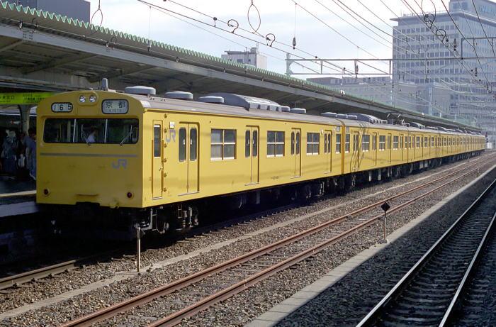 103系列車編 福知山線